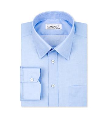 shirts cotton cambridge skyline light blue solids