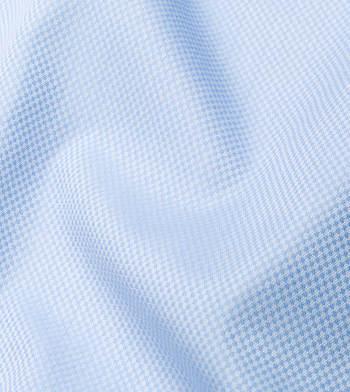 shirts cotton textured sky semi solid light blue semi solids