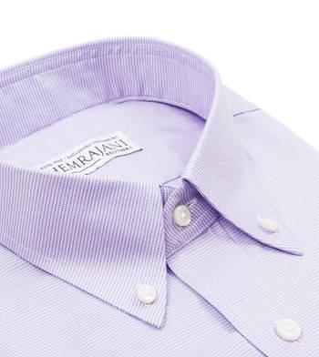shirts cotton velvet beret purple houndstooth purple semi solids