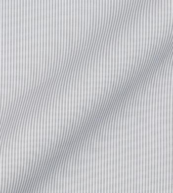 shirts cotton light gray bengal micro light grey white striped