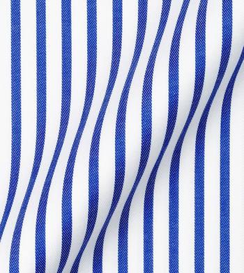 shirts cotton deep atlantic blue blue striped