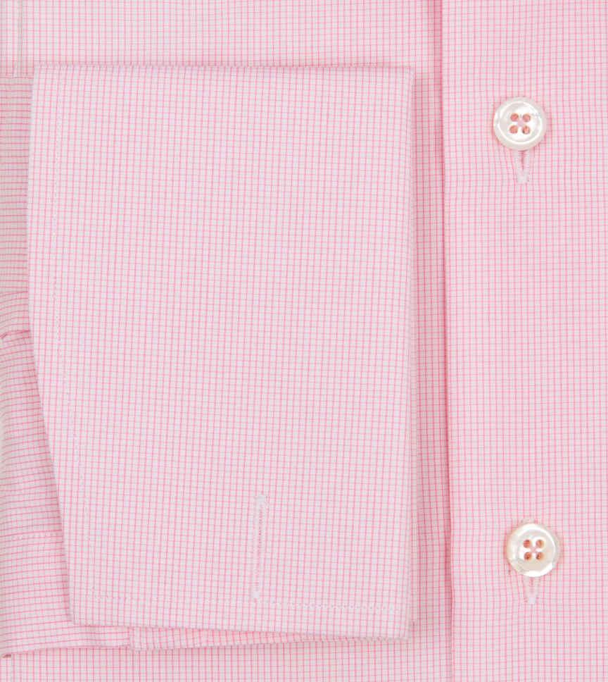 Light Pink Micro Pink Check by Hemrajani Premium Collection Product Image