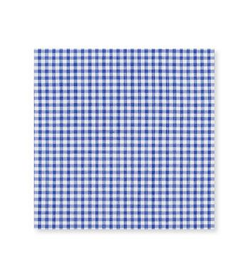 shirts cotton ocean mini blue white check
