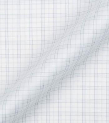 shirts cotton dove feather grey grey white check