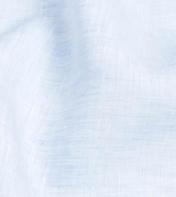 shirts linen and blends ice blue light blue striped