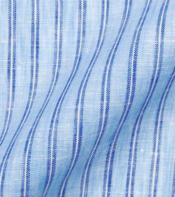 shirts linen and blends light blue and navy border light blue navy striped