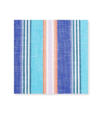 Dusk Multi Aqua Purple Striped by Hemrajani Premium Collection Product Image