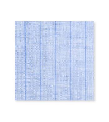Sky Blue Light Blue Blue Striped by Hemrajani Premium Collection Product Image
