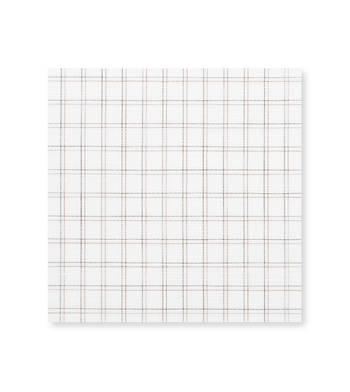 Tan Shadow Graph Tan Check by Hemrajani Premium Collection Product Image