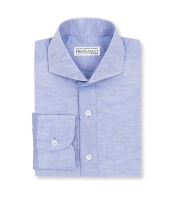 shirts linen and blends lavender light blue solids