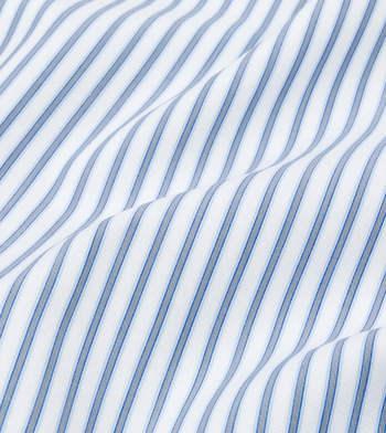 shirts cotton blue fog grey light blue striped