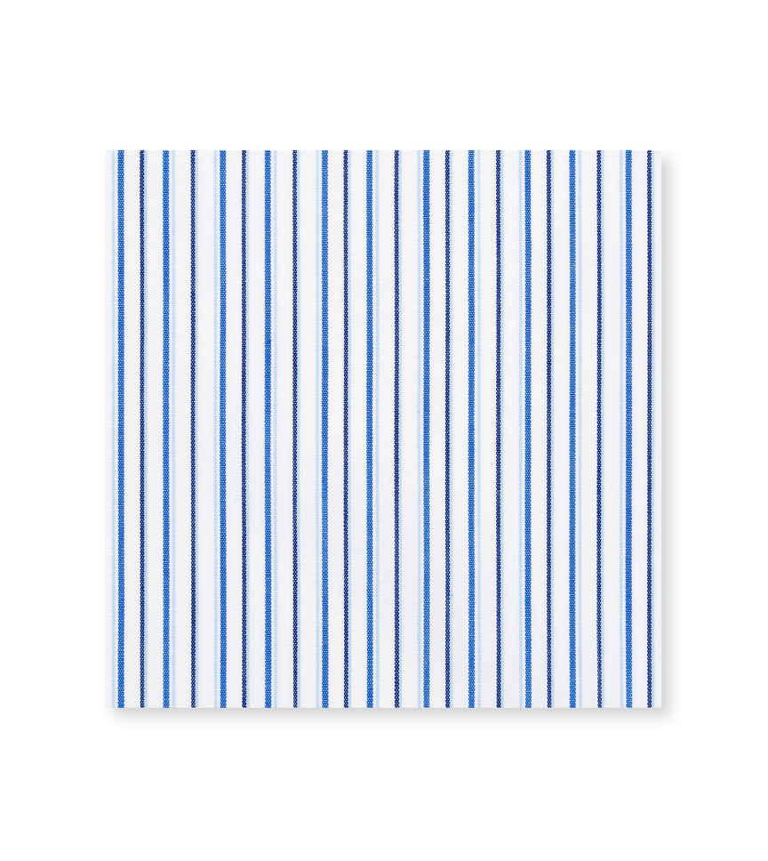 Nautical Blue and White Stripe by Hemrajani Product Image