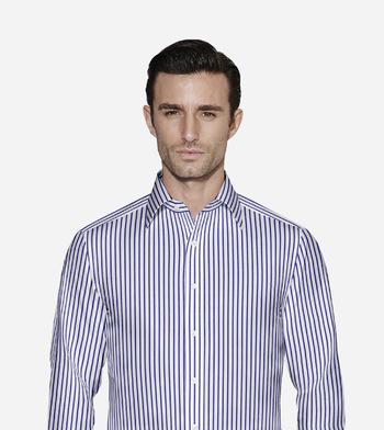 shirts pure cotton wrinkle free deep sea navy