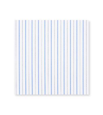 Blue Horizon and White Stripe by Hemrajani Product Image