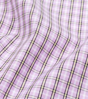 shirts pure cotton wrinkle free plum field checks
