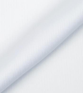 shirts cottons white striped herringbone