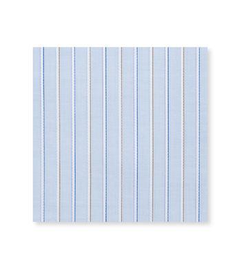 shirts cottons blue stripes poplin multicolor