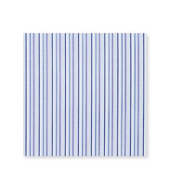 Navy Lavender Stripes Poplin by Alumo Product Image