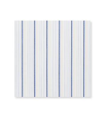 Blue Stripes Poplin white by Alumo Product Image
