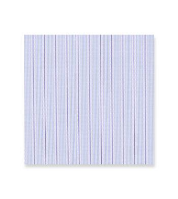 Blue Stripes Poplin Lavender by Alumo Product Image