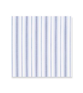 Blue Stripes Poplin Navy by Alumo Product Image