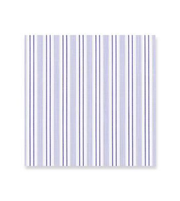 Blue Stripes Poplin Purple by Alumo Product Image
