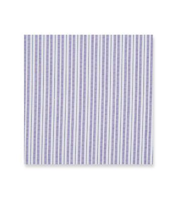 Light Purple stripes Poplin Black by Alumo Product Image