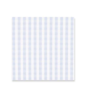 Blue checks Poplin Light by Alumo Product Image