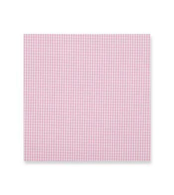 Pink checks Poplin by Alumo Product Image