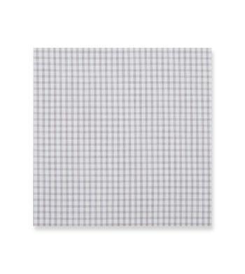 Grey Plaid Poplin by Alumo Product Image