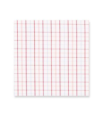 Pink Light Blue checks Poplin by Alumo Product Image