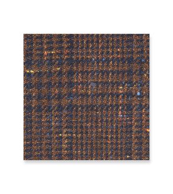Navy brown checks Brown by Loro Piana Product Image