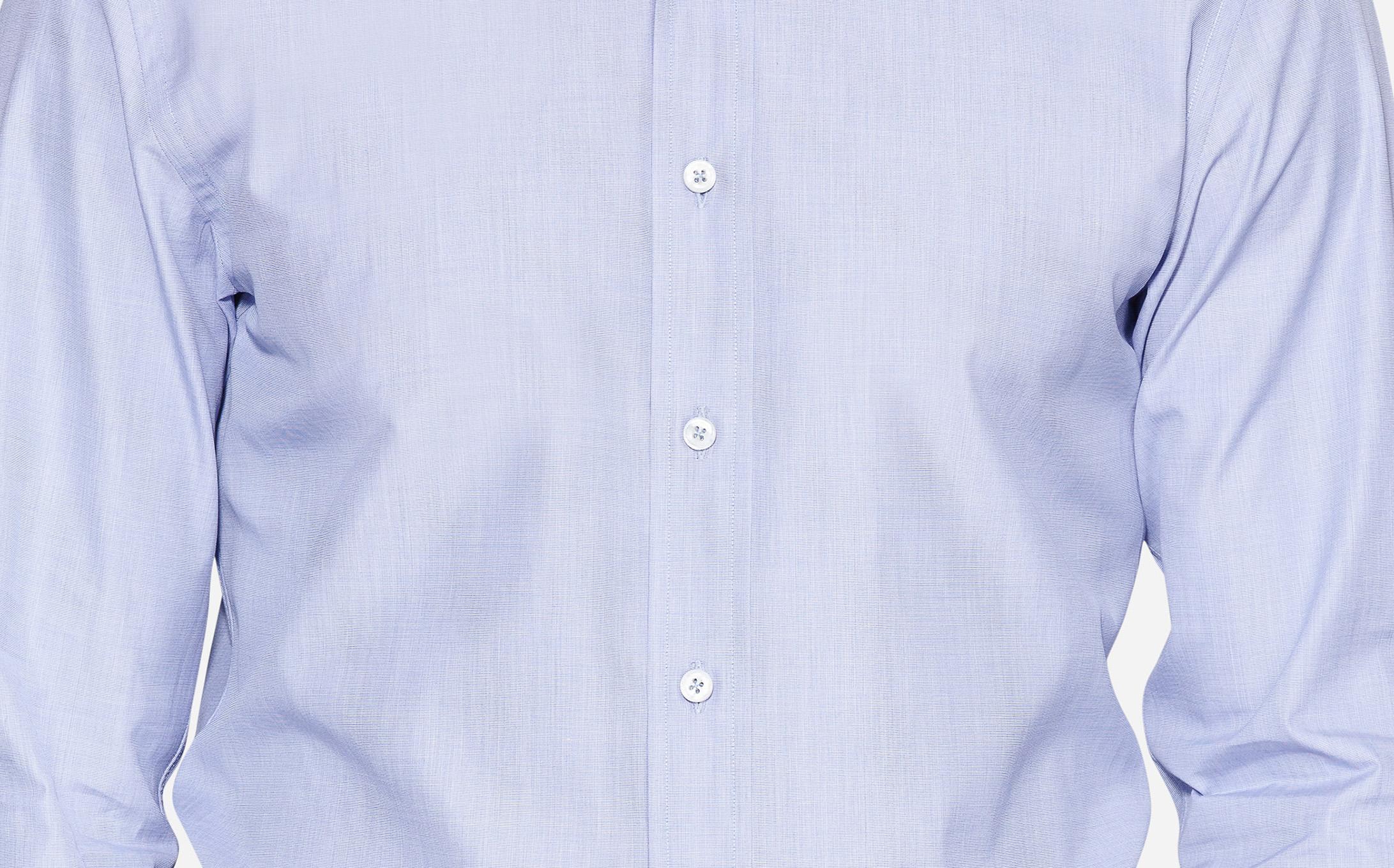 Placket Front shirt