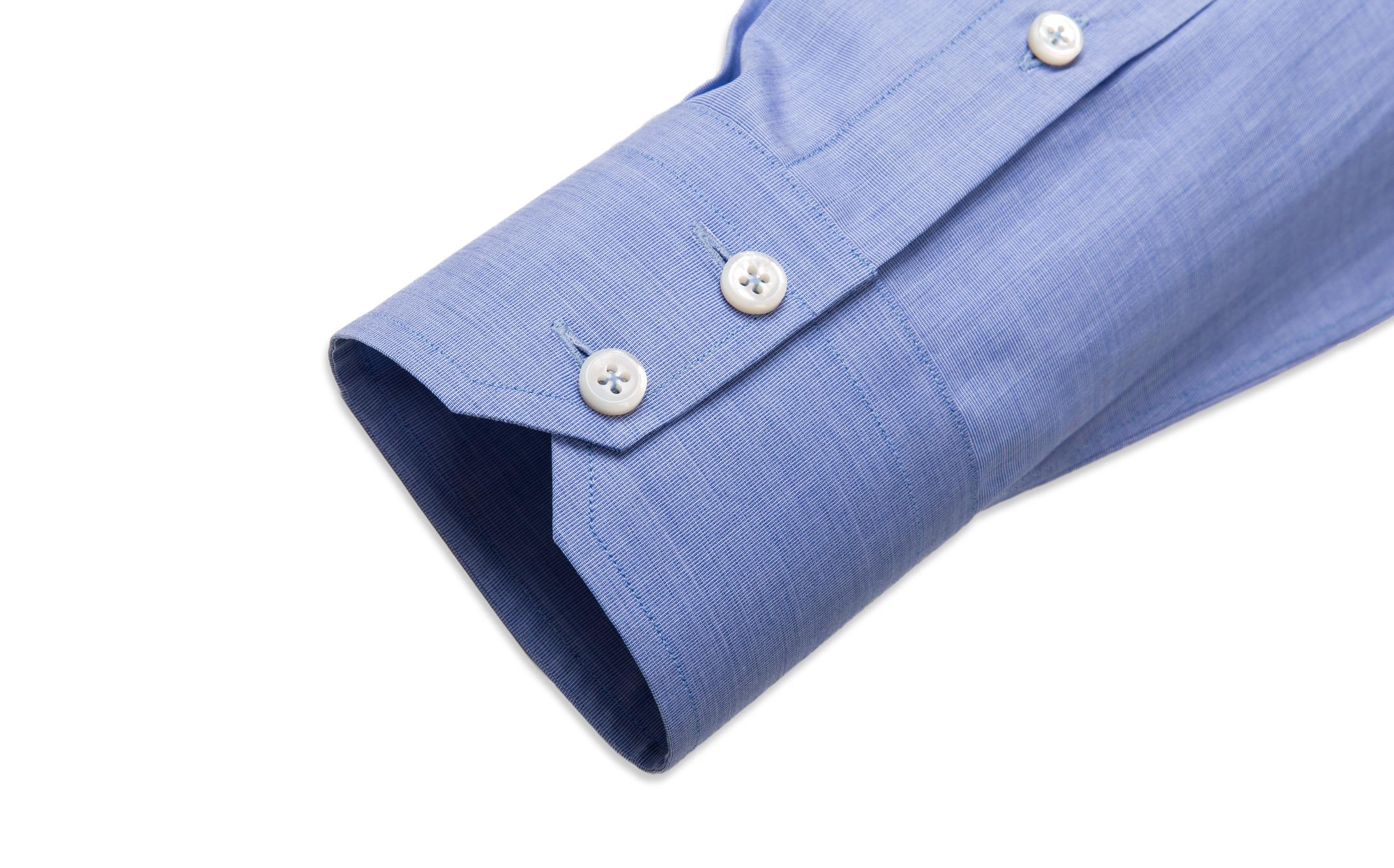 Two Button Angle Cut Corners shirt