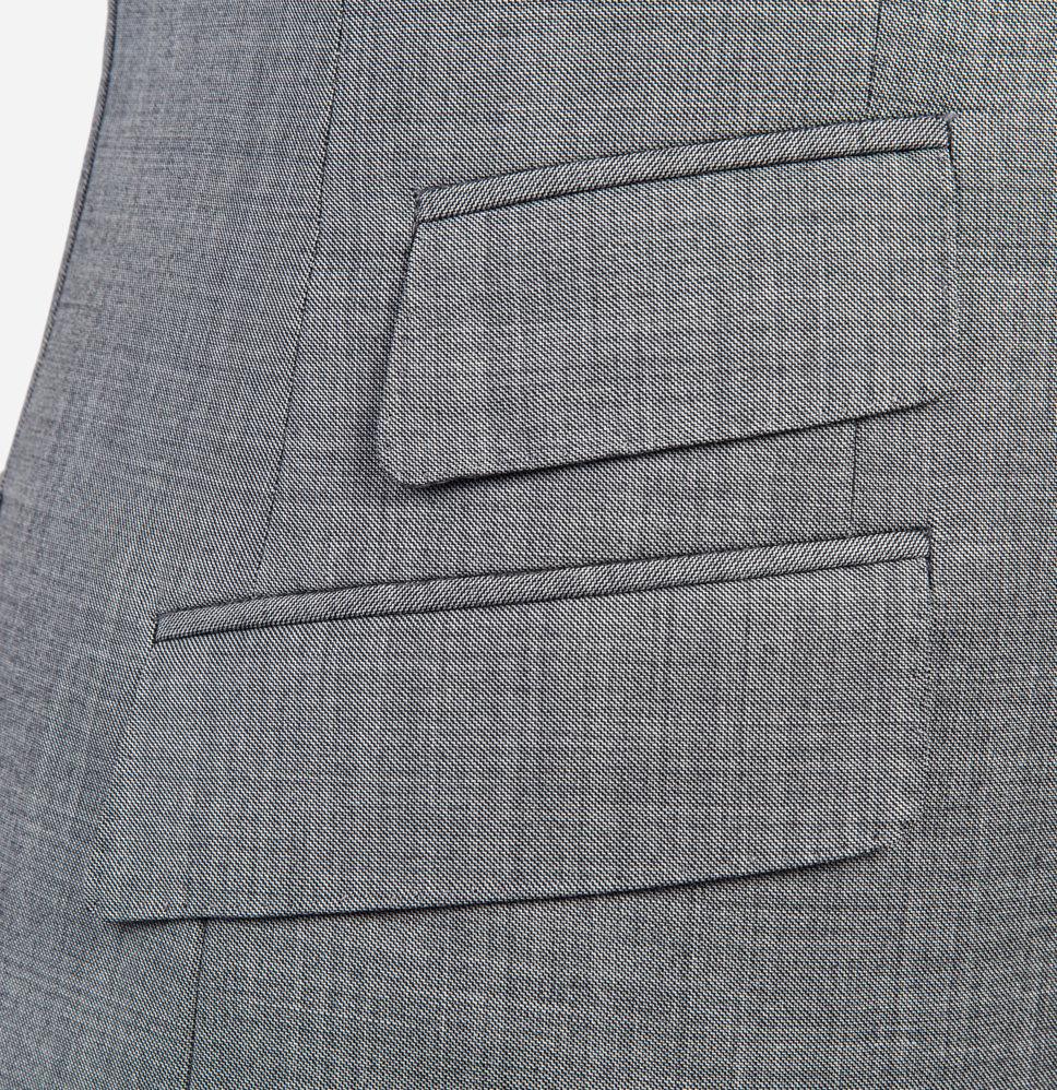 Extra Ticket Pocket (Right) jacket