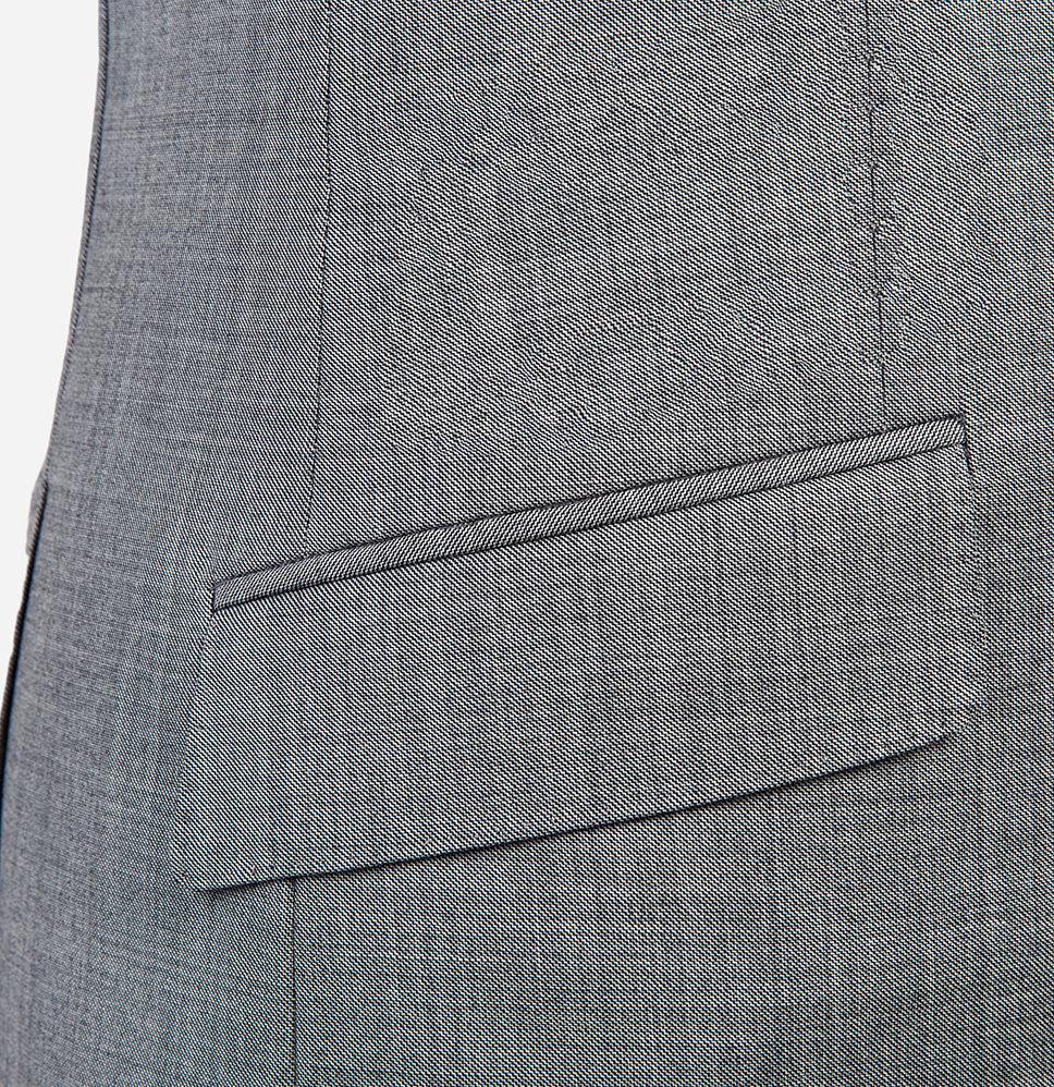 Slanted Pockets jacket
