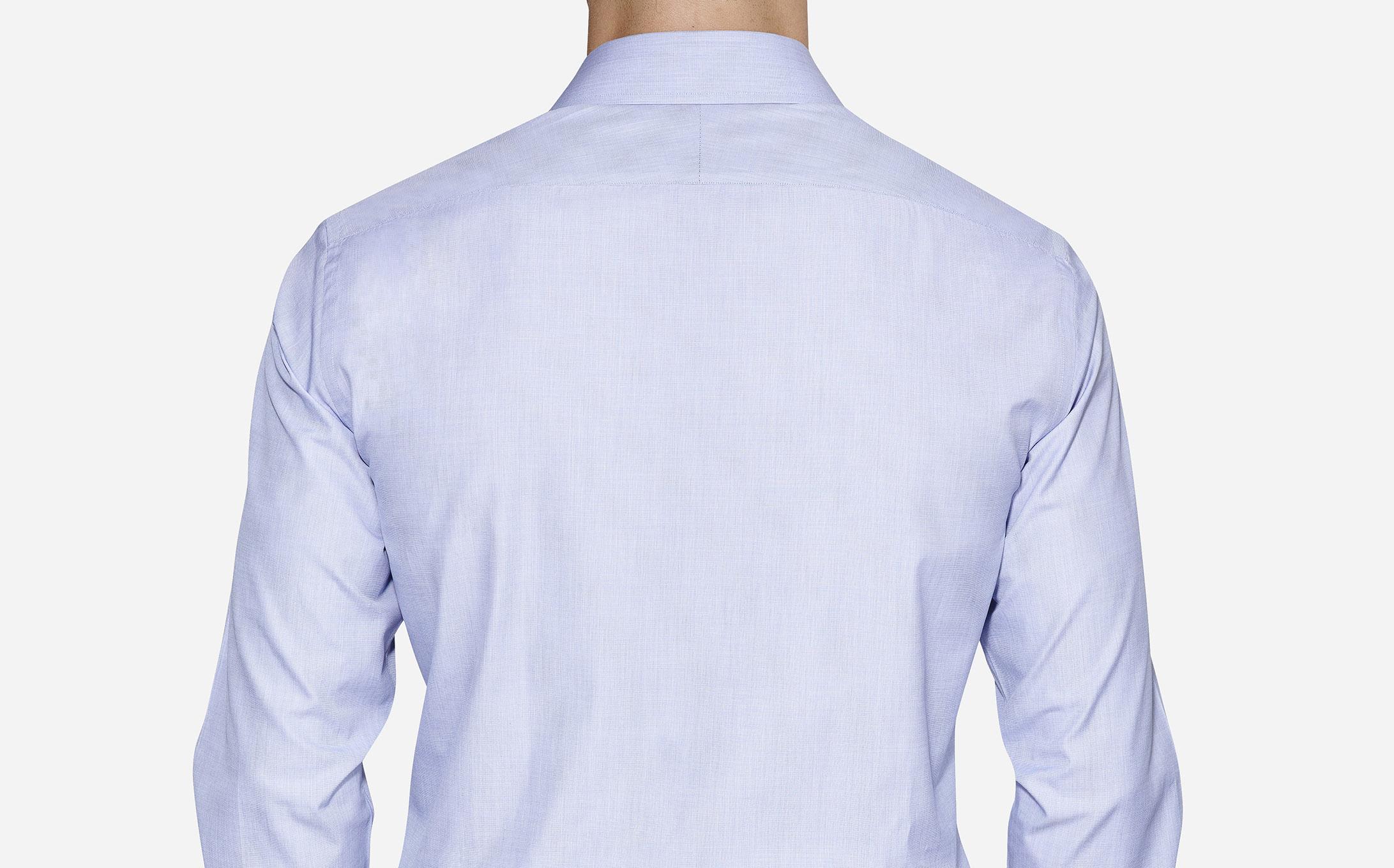 Plain Back shirt