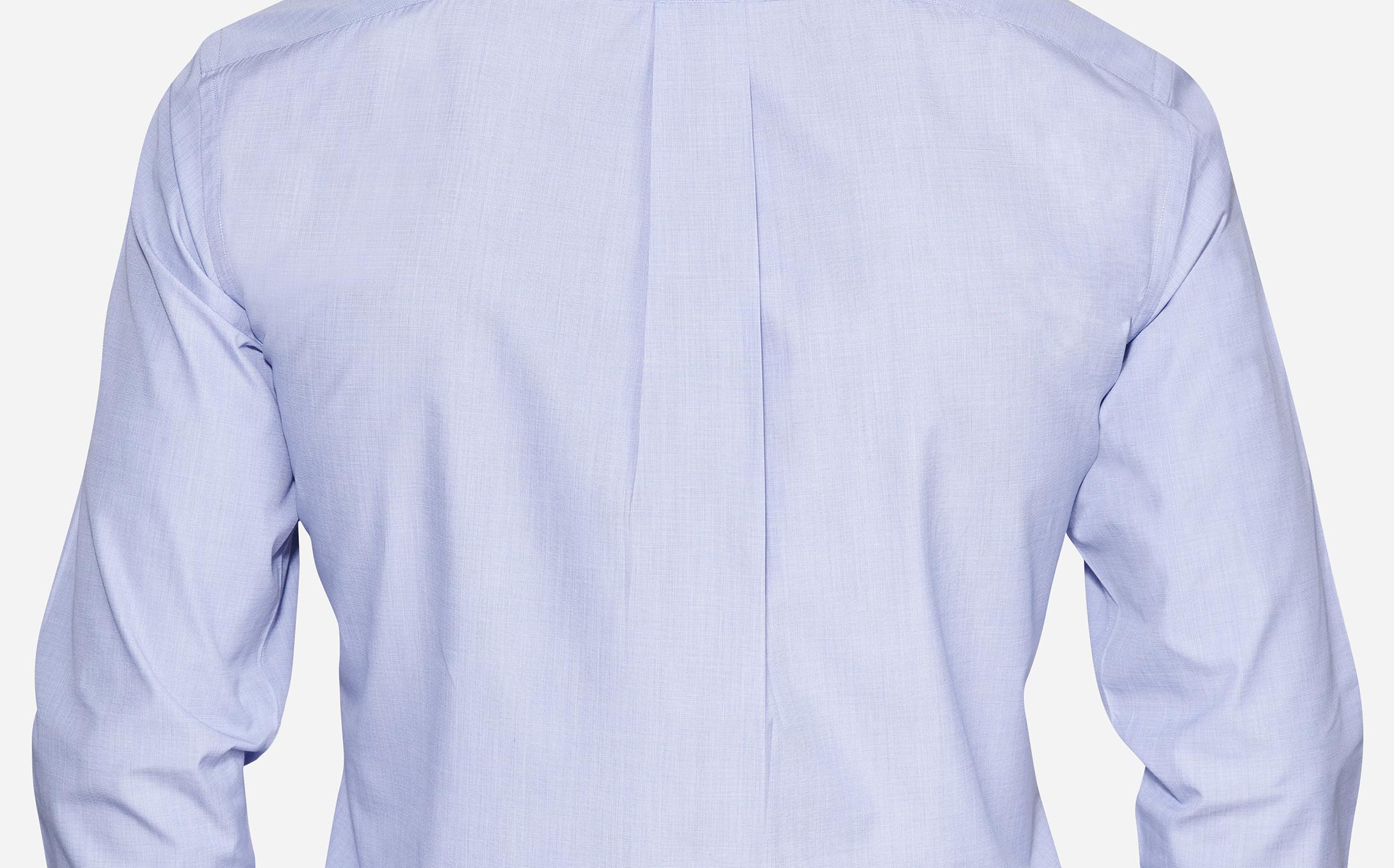 Box Pleat in Back shirt
