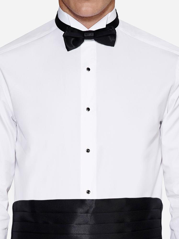 4 tuxedo shirt