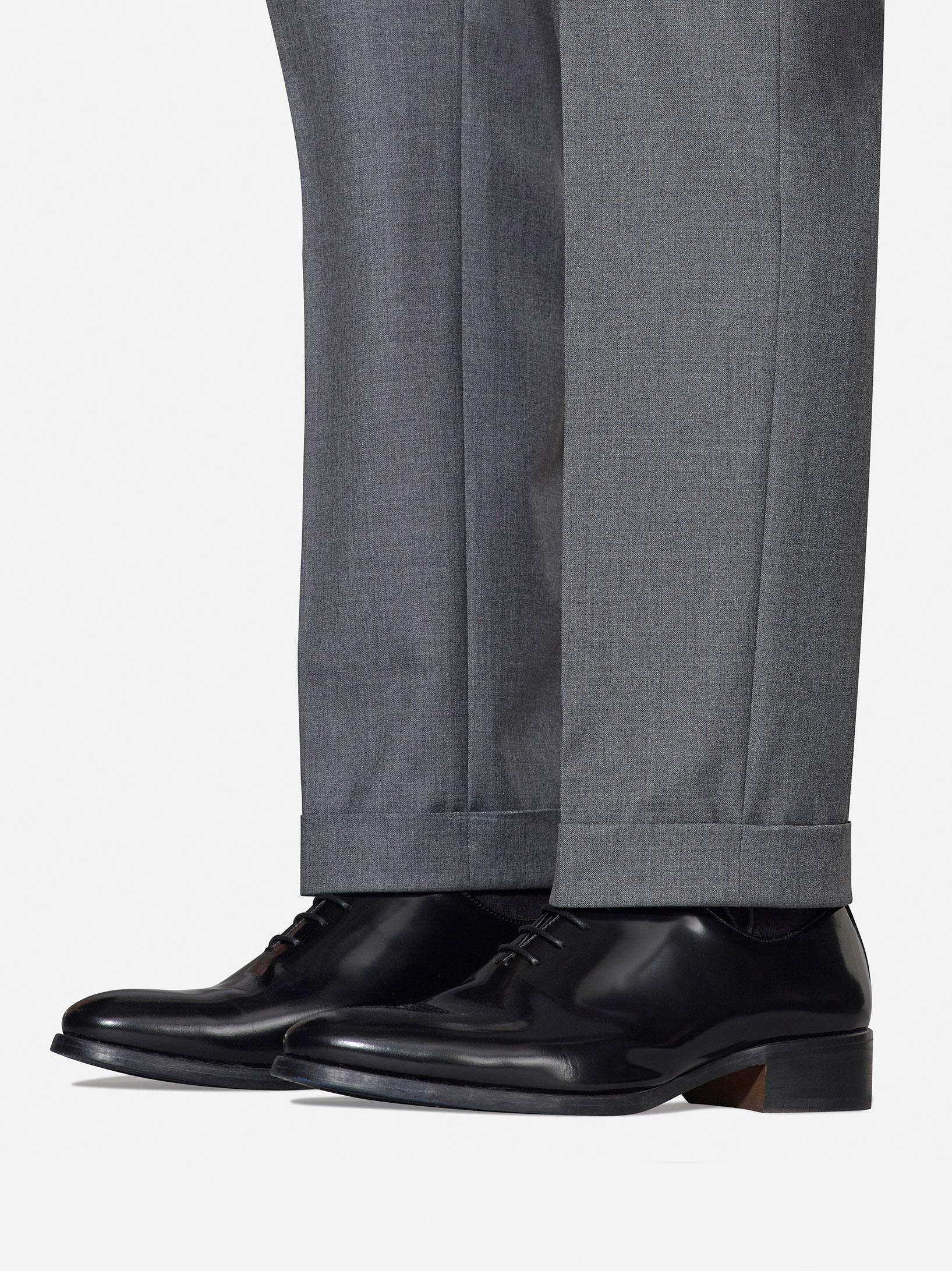 Cuffs trousers