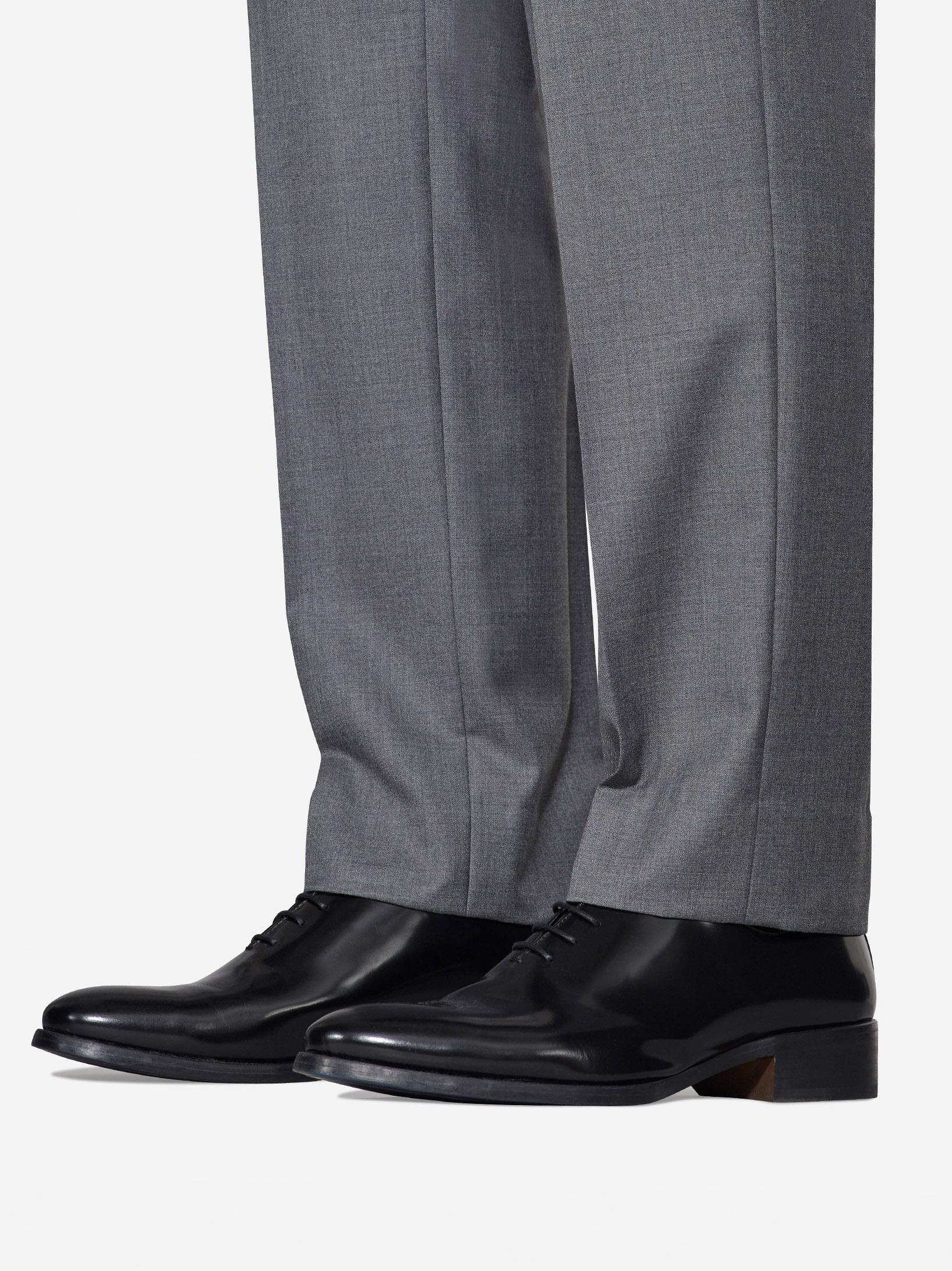 NO Cuffs trousers